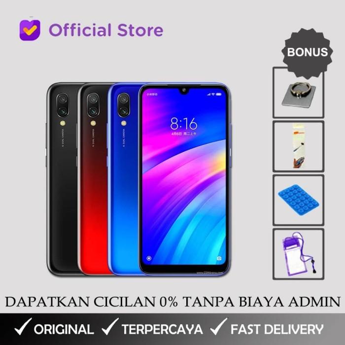 harga Xiaomi redmi 7 [ 16gb 16 gb / ram 2gb ] garansi resmi tam - non bonus Tokopedia.com