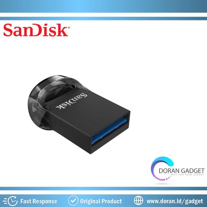 harga Sandisk flashdisk 32 gb ultra fit cz43 usb 3.0 up to 150 mbps 32gb Tokopedia.com