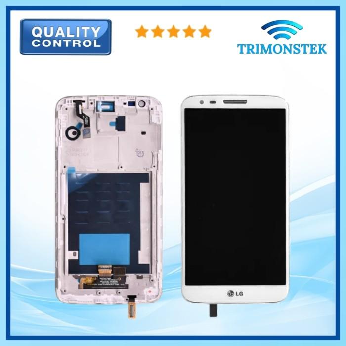 Jual Lcd Touchscreen Fullset Lg G2 D802 Original Hitam Kota Tangerang Trimonstek Tokopedia