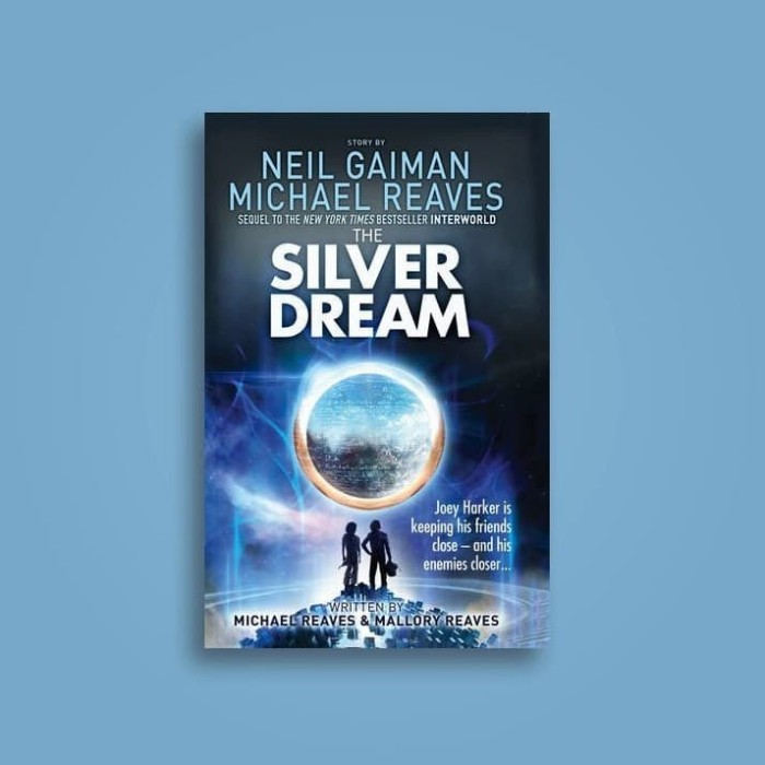 Jual The Silver Dream Interworld Trilogy Jakarta Pusat Mamalane Tokopedia