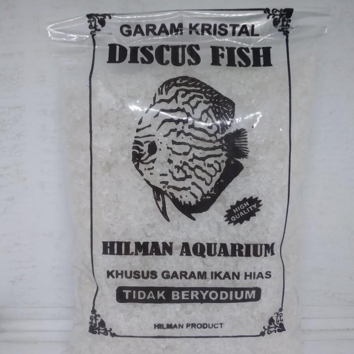 Foto Produk Obat Ikan Hias Garam Ikan Garem dari Sauri's Olshop