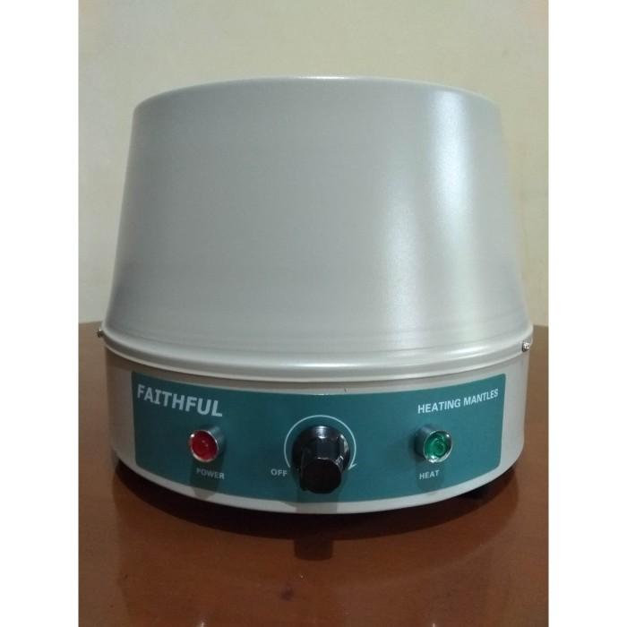 Jual Heating Mantle 500 ml Kota Bekasi toko ctr7