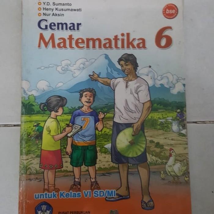 Kunci Jawaban Buku Gemar Matematika Kelas 6 Dunia Sekolah Id