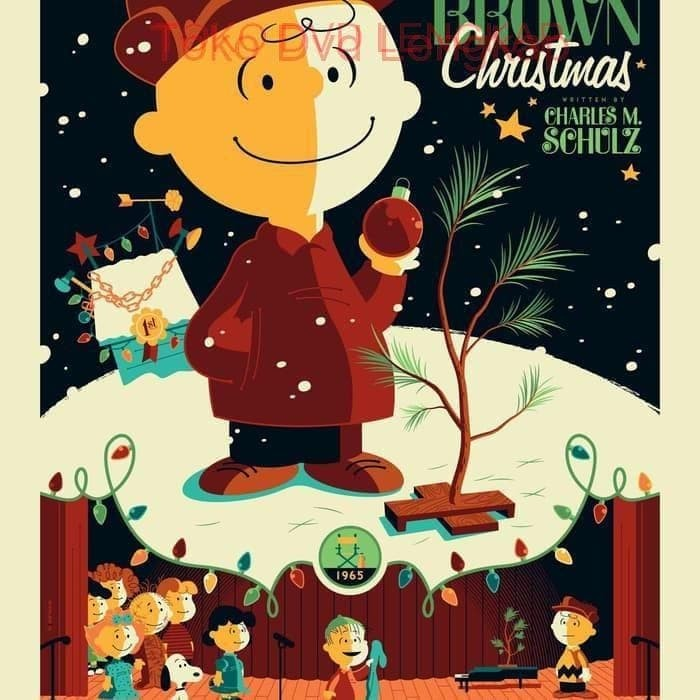 Jual Film Dvd A Charlie Brown Christmas 1965 Kota Tasikmalaya Toko Dvd Lengkap Tokopedia
