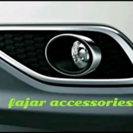 Foto Produk Cover Foglamp Grand CRV Prestige 2012-2013-2014 Ring foglamp crv dari fajar accesories