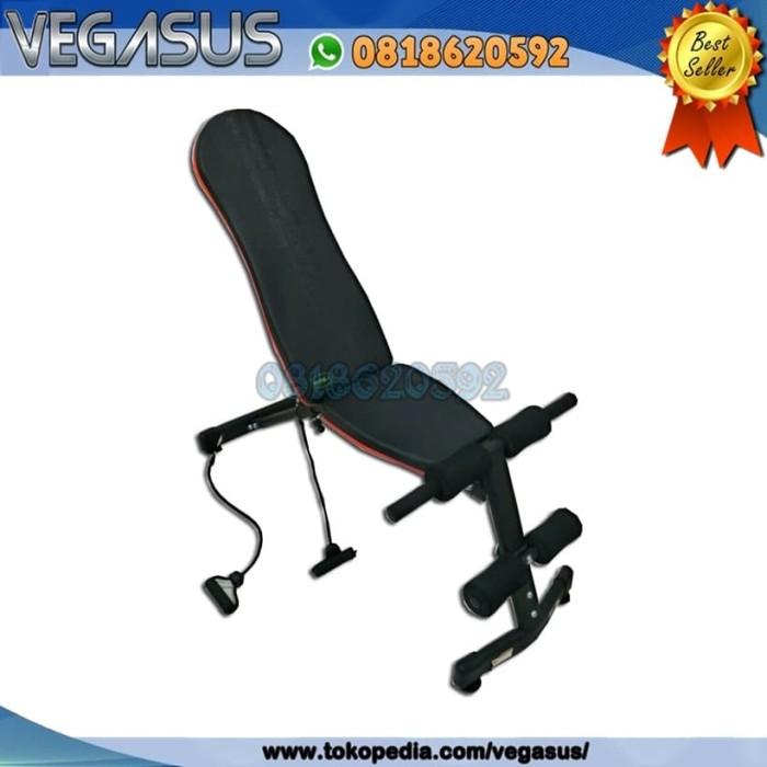 harga Adjustable bench press / sit up 3 / bangku six pack care 3 / homegym Tokopedia.com