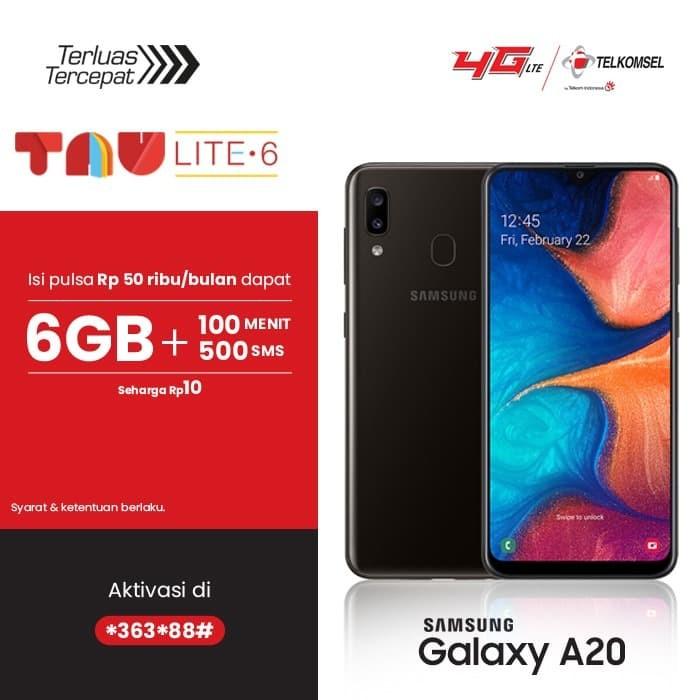 harga Samsung galaxy a20 3/32 - gm - merah Tokopedia.com
