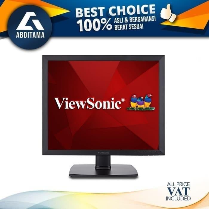 harga Monitor led viewsonic va951 va951s 19  1280x1024 ips vga dvi-d Tokopedia.com