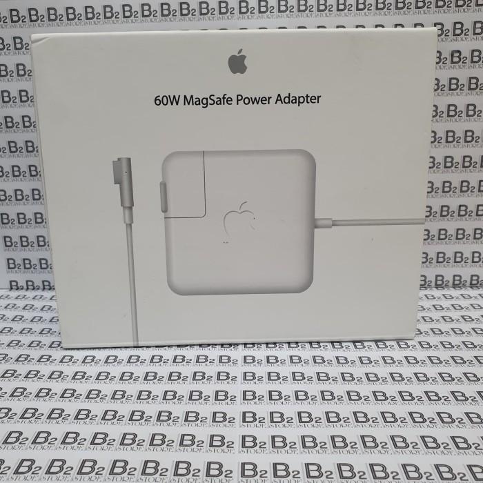 Foto Produk Original 100% 60W Magsafe 1 Power Adapter Charger Macbook Pro - Air dari B2 Store original