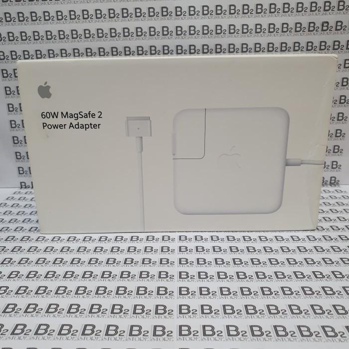 Foto Produk Original 100% 60W Magsafe 2 Power Adapter Charger Macbook Pro - Air dari B2 Store original