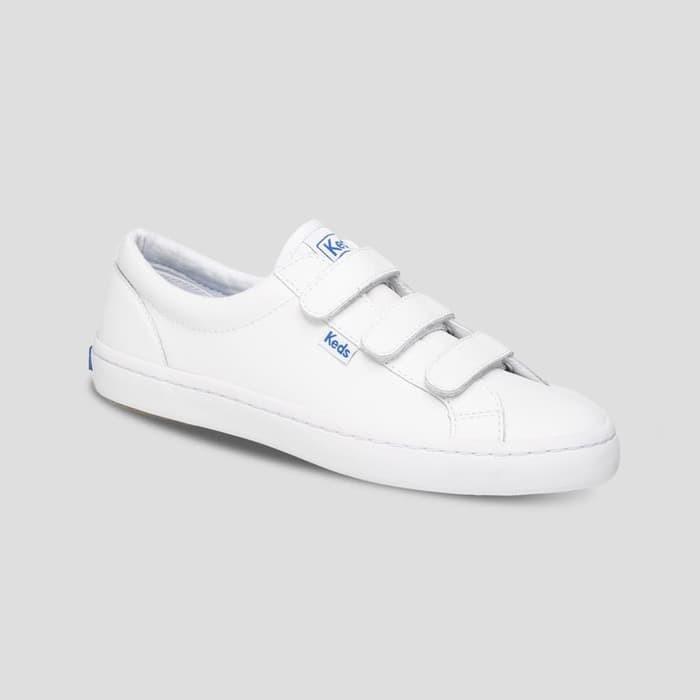 Keds Tiebreak Leather White Wh57616