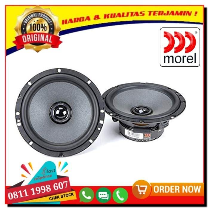 Speaker coaxial morel tempo ultra 602 integra