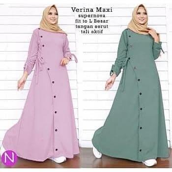 Foto Produk Baju gamis verina maxi 75181 dari MAG TOYS