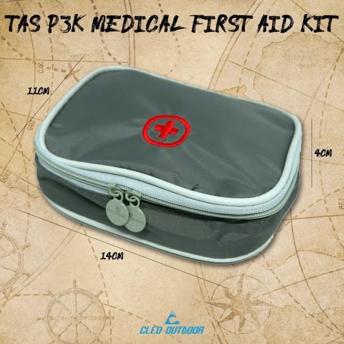 Foto Produk Tas P3K - First Aid Kit - Perlengkapan Medis dari Cleo Outdoor Adventure