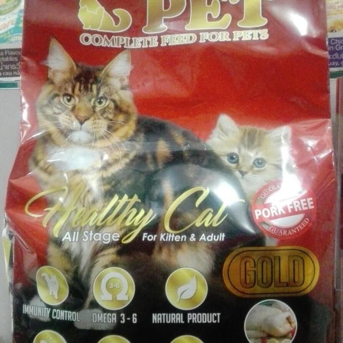 Foto Produk Healthy Pet Cat 1.5 kg dari PussyDog Petshop