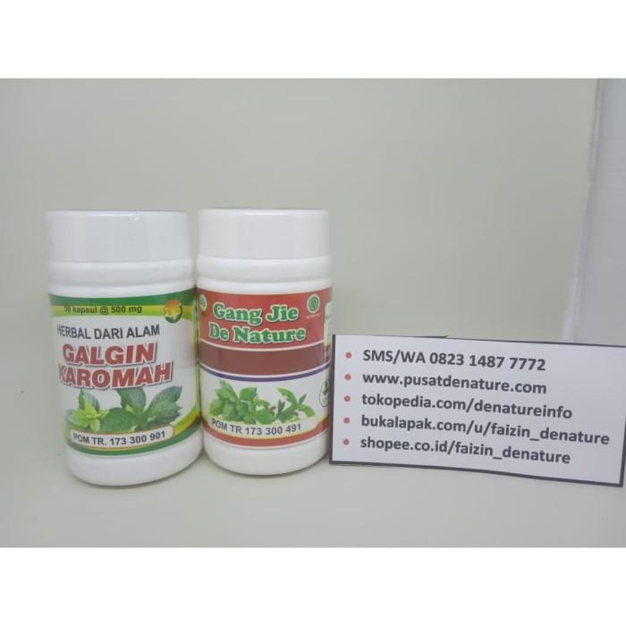 Foto Produk Obat Herbal Batu Ginjal / Kencing Batu Ampuh Dan Manjur De Nature dari Pusat De Nature Herbal
