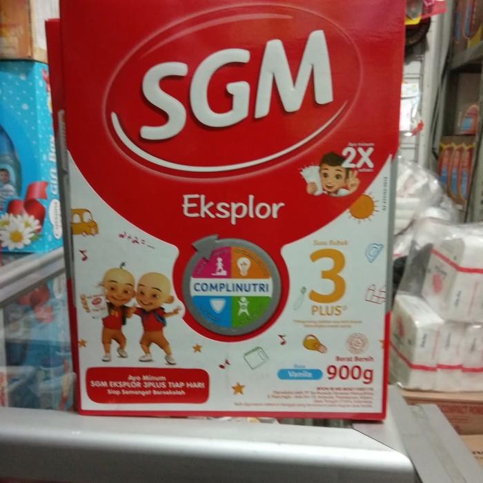 Foto Produk SGM 3+ MADU 900 gr - Vanila dari Toko Susu Si Kembar