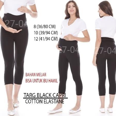 Jual Sale Celana Legging Hitam Wanita Bisa Untuk Maternity Ibu Hamil Jakarta Barat Lauviie Shop Tokopedia