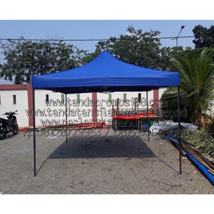 Foto Produk Jual Tenda Lipat Standard jakarta - Hijau dari Berkah Media Promosi