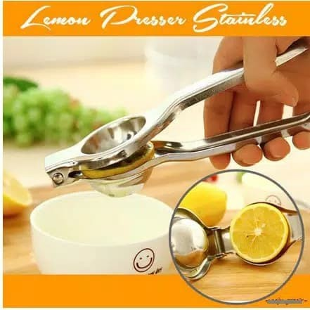 harga Pemeras jeruk nipis peras perasan lemon presser stainless steel alat d Tokopedia.com