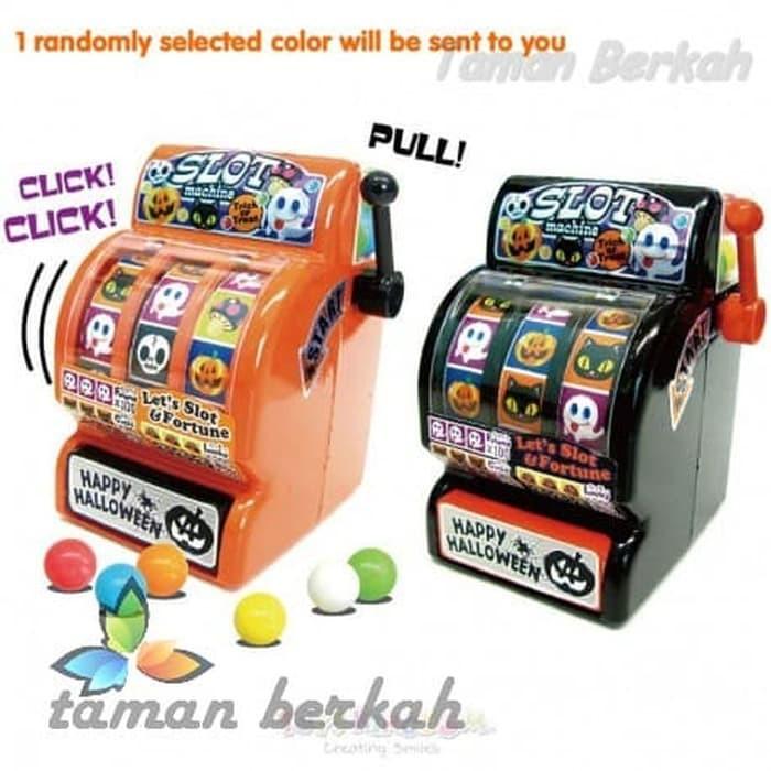 Jual Kiddy Fun Haloween Slot Machine Assortment Without Candy Jakarta Timur Harapan47 Tokopedia