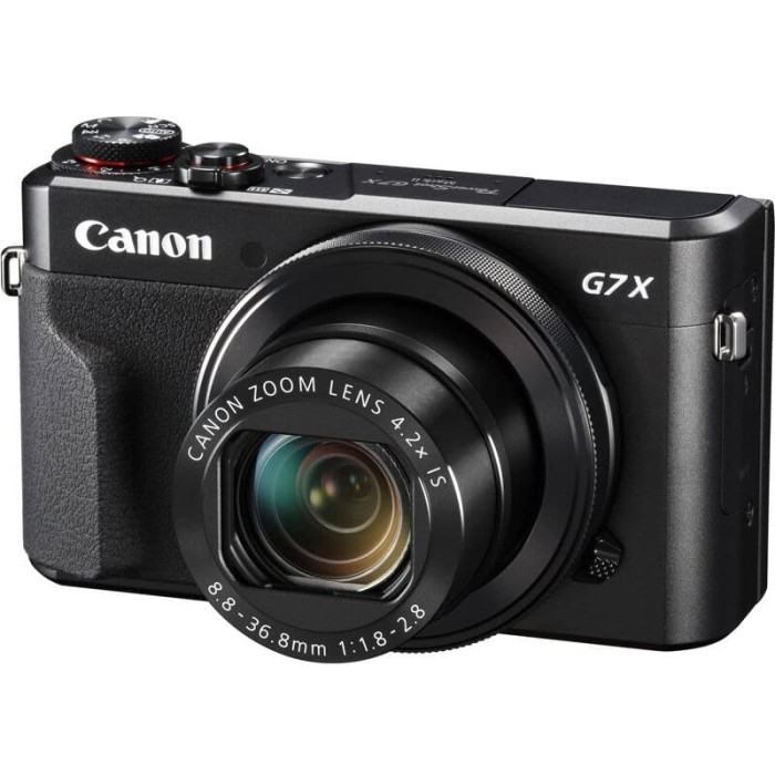 harga Canon powershot g7 x mark ii - black Tokopedia.com