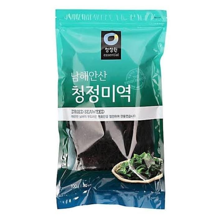Foto Produk Dried Seaweed Chung Jung One Atau Rumput Laut Kering - 50g dari lolica shop