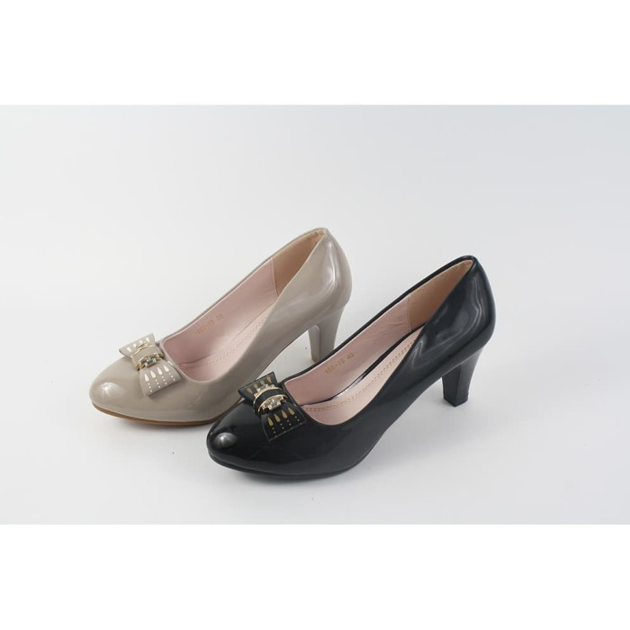 harga Sofiya 1615-8 sepatu wanita black Tokopedia.com
