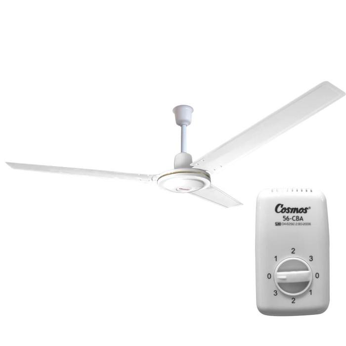 Foto Produk COSMOS Kipas Angin Baling Ceiling Fan 56 Inch 56-CBA dari UTAMA_ELECTRONIC