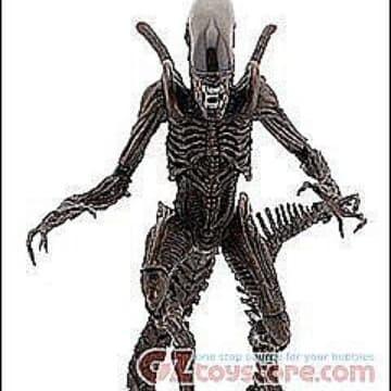 NECA ALIEN RESURRECTION Série 14-Xenomorph Warrior Action Figure en stock