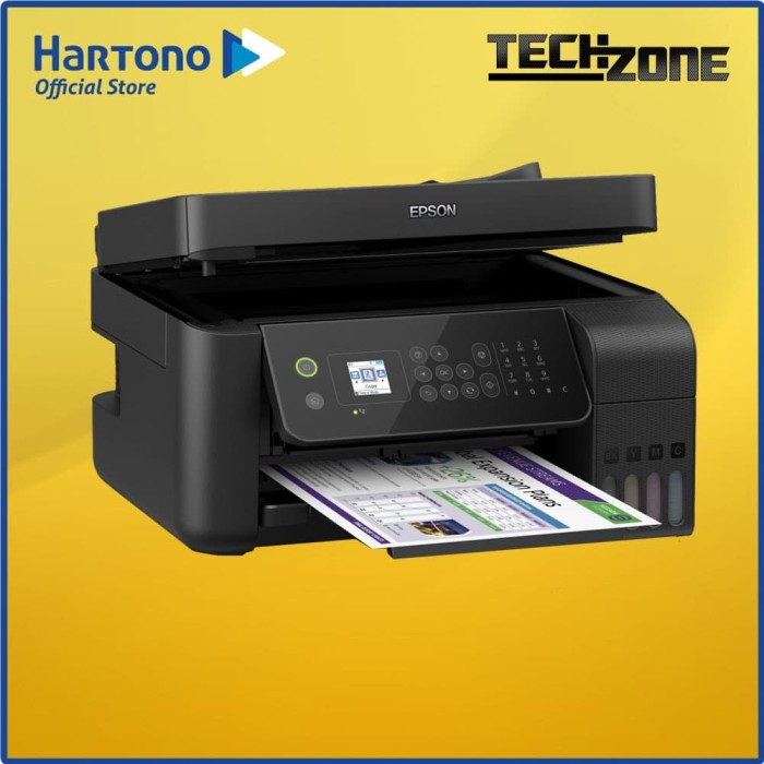 harga Epson - multifunction ink jet printer l5190_ms Tokopedia.com