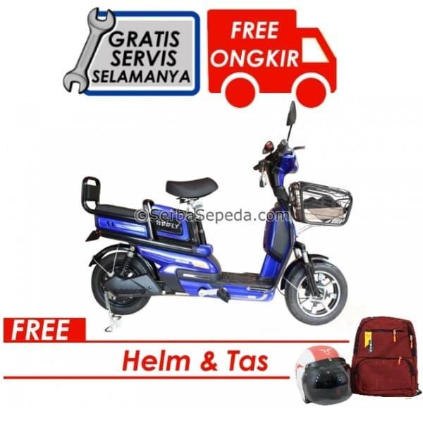 harga Sepeda listrik uwinfly warwolf 14 - pengiriman khusus jabodetabek Tokopedia.com