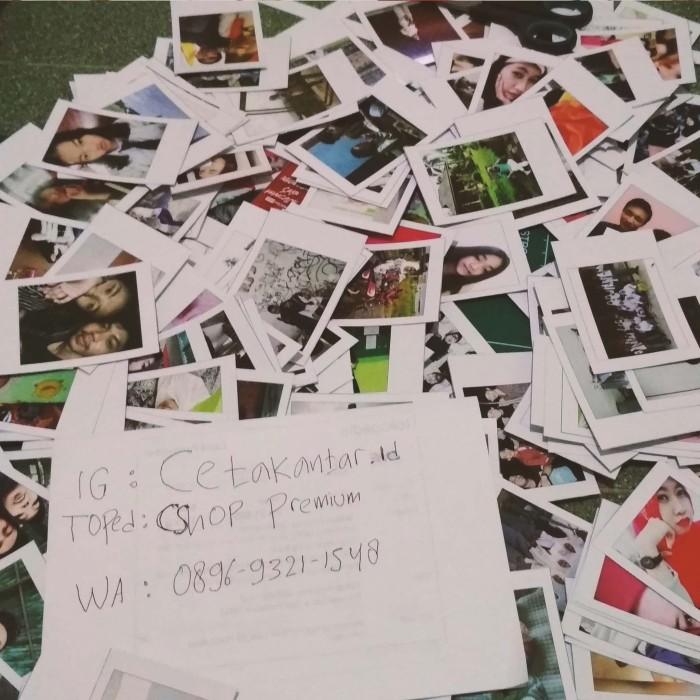 Jual Promo Cetak Foto Polaroid Termurah Kota Pontianak Cshop Premium Tokopedia