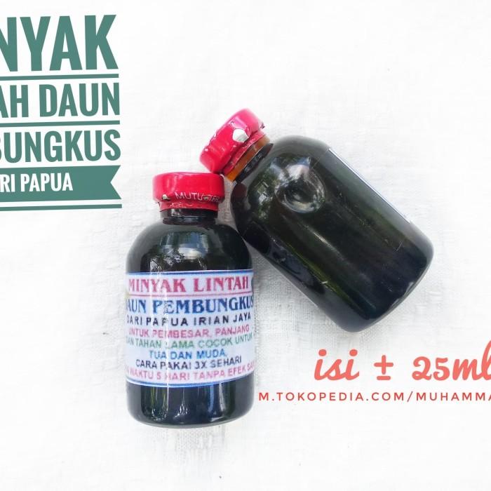 Foto Produk MINYAK LINTAH DAUN PEMBUNGKUS dari papua dari produk kalimantan