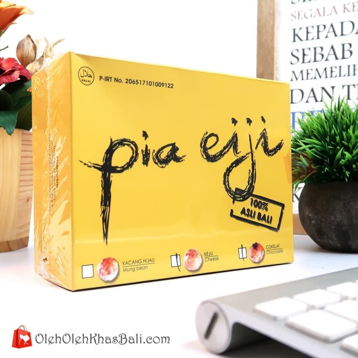 Jual Pia Eiji - Kota Denpasar - Toko Oleh-Oleh Khas Bali   Tokopedia