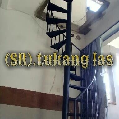 Jual Tangga Putar Murah Lebar 50cm Kota Depok Bl Sumber Rejeki