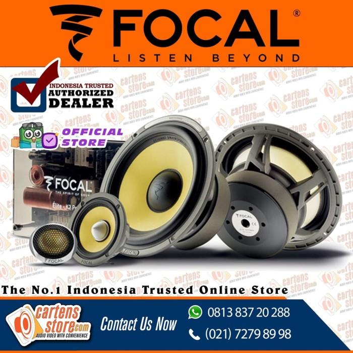 Foto Produk Speaker 3 Ways Focal ES 165 KX3 by Cartens-Store.Com dari Cartens Store