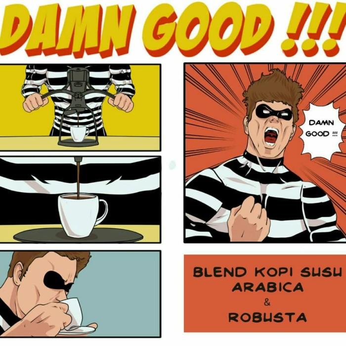 Foto Produk termurah espresso blend kopi susu dari Panna Coffee