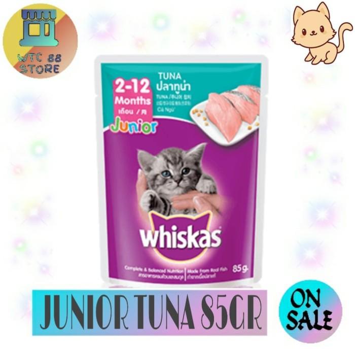 Nama Warna Cat Rumah Minimalis  jual whiskas junior tuna 85gr kab tangerang wtc88 store tokopedia