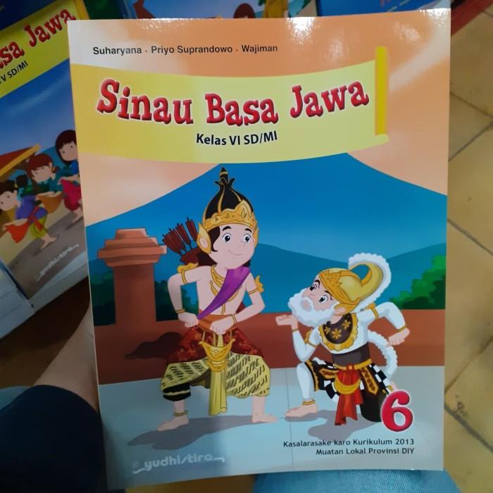 Jual Sinau Basa Jawa Sd Kelas 6 Yudhistira Kota Yogyakarta Secangkir Buku Tokopedia
