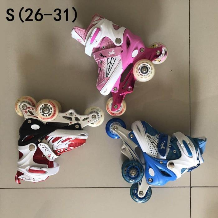 harga Sepatu roda anak power inline skate power superb model bajaj sepatu Tokopedia.com