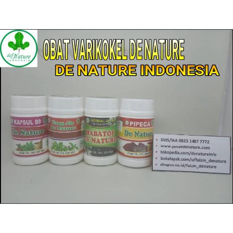 Foto Produk Obat Ampuh Varikokel Tanpa Operasi Herbal De Nature dari Pusat De Nature Herbal