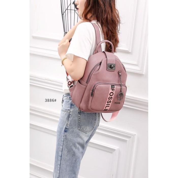 Foto Produk Tas Import Tas Wanita Batam F Backpack HC*3886 dari Bs888