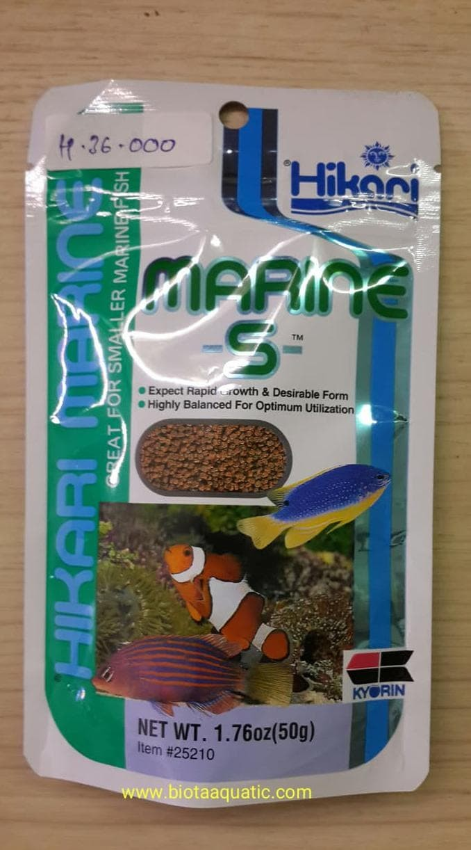 Jual Hot Sale Jual Hikari Marine S Makanan Ikan Hias Air Laut Terjamin Jakarta Utara Tariana Dewi Shupp Tokopedia