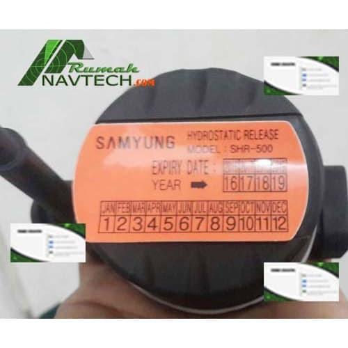 Foto Produk HRU samyung Epirb SEP 500 / Tipe Epirb SHR500 - RumahNavtech dari Rumahnavtech