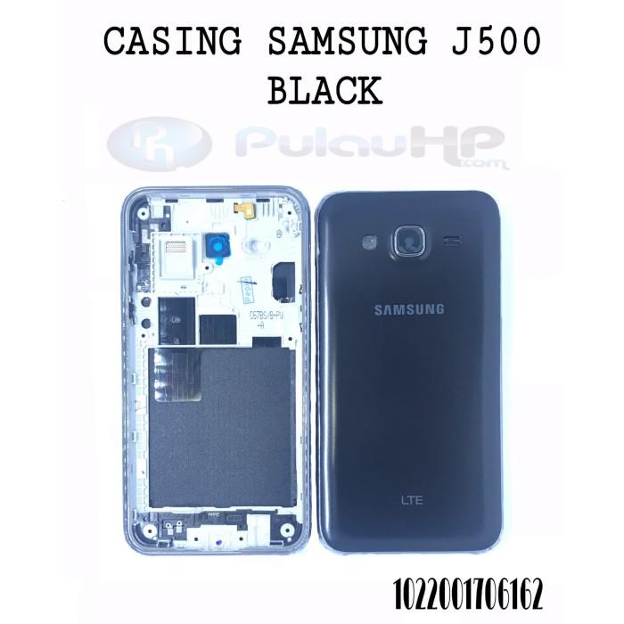 Jual Casing Housing Samsung J500 J5 2015 Black Kota Surabaya Novi031 Tokopedia