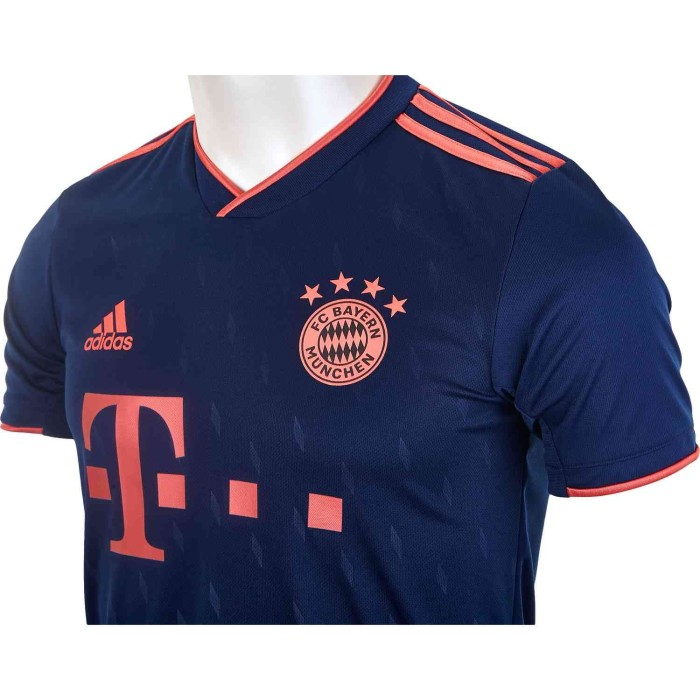 Jual Jersey Bayern Munchen 3rd 2019 20 Jakarta Utara Warung Jersey Soccer Tokopedia