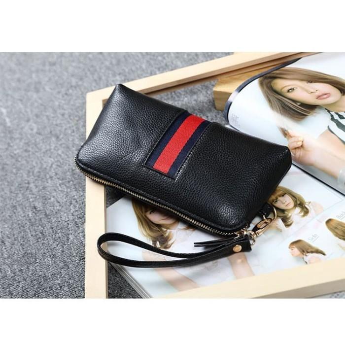 Foto Produk Dompet Compact Wanita Import - Dompet Casual Women Murah - Hitam dari Slalustok Store