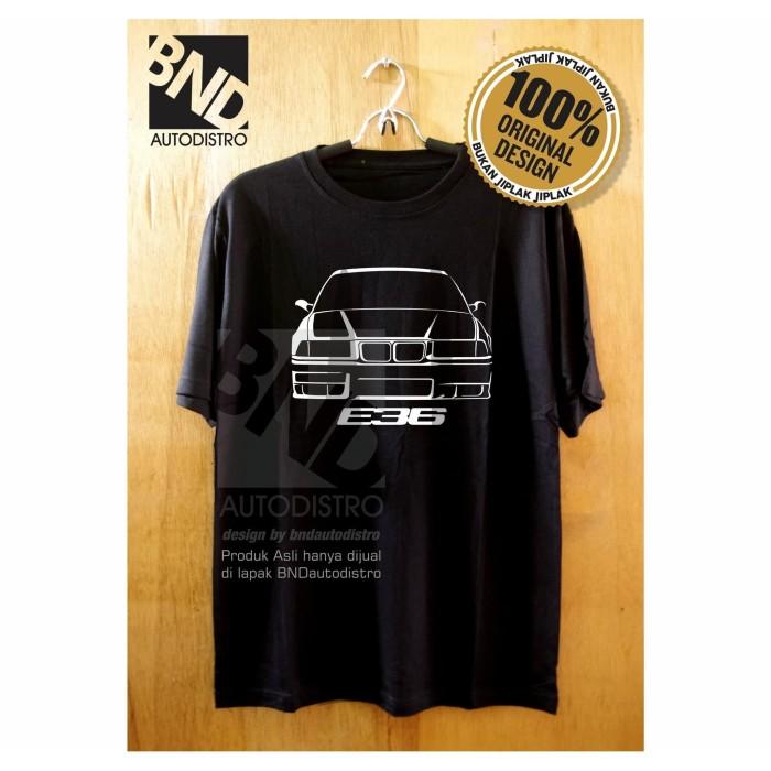 harga Kaos mobil bmw e36 - kaos otomotif Tokopedia.com