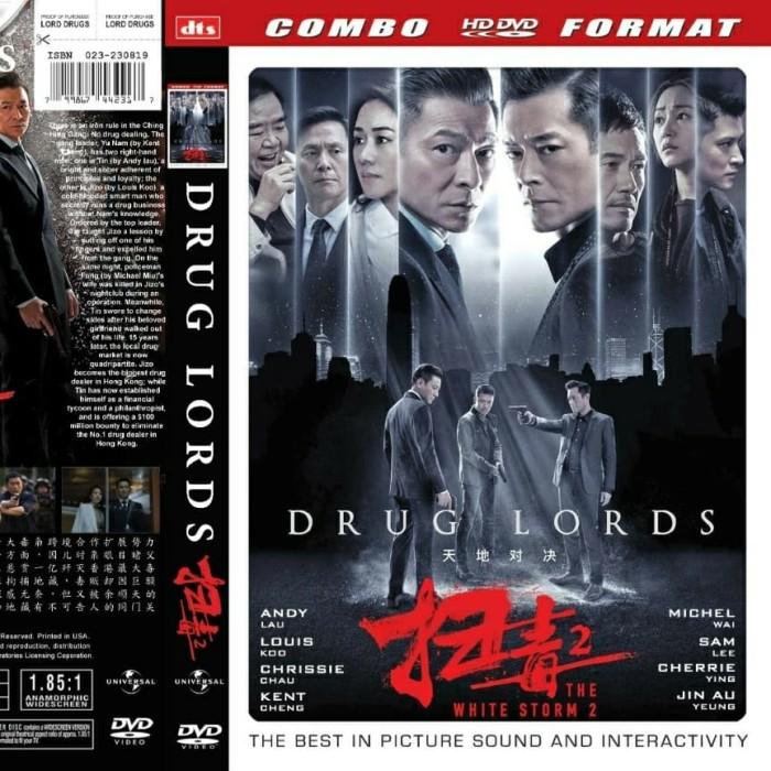 Jual The White Storm 2 Drug Lords Jakarta Barat Aaron Dvd Tokopedia
